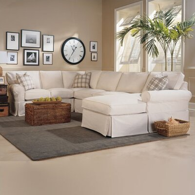 Rowe Basics Masquerade Sectional