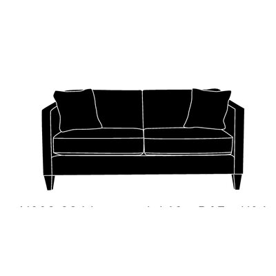Rowe Furniture Mitchell Loveseat