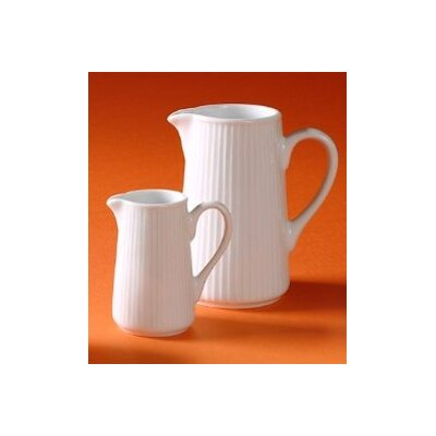 Pillivuyt Plisse 12 oz. Large Jug