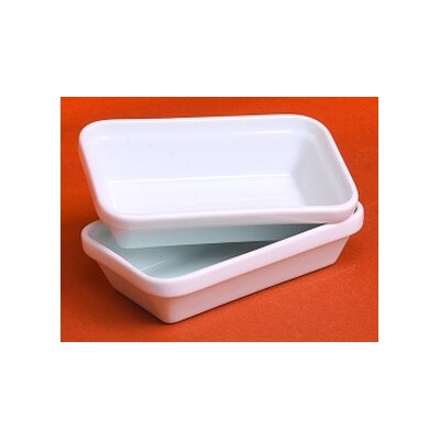 Pillivuyt Rectangular Stacking Hors DOeuvre Dish