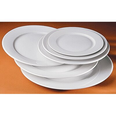 "Pillivuyt Sancerre 8.5"" Plate"