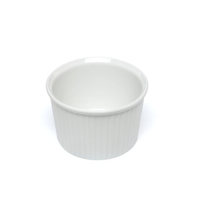 7 oz. Deep Pleated Ramekin