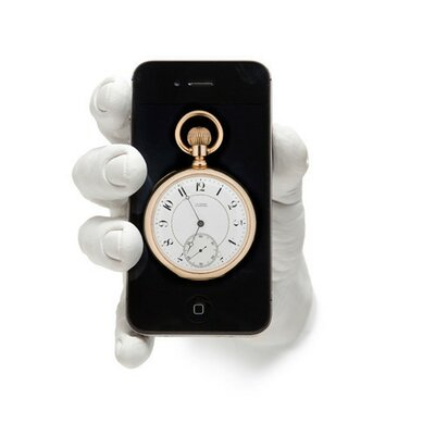Areaware iPhone Hand Dock
