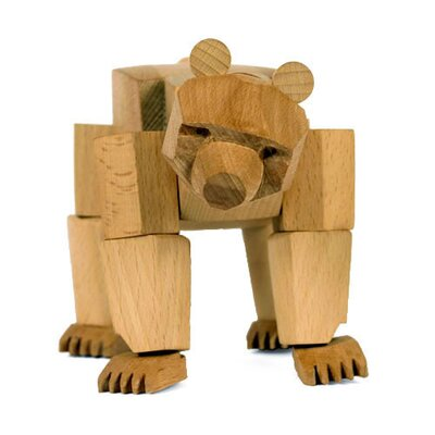 Areaware David Weeks Ursa the Bear Figurine