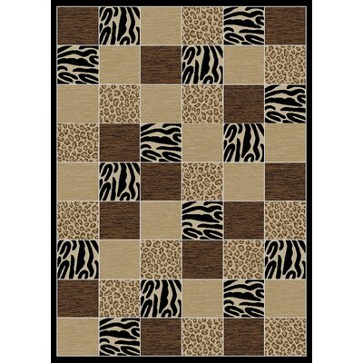 Manhattan Animal Patchwork Rug