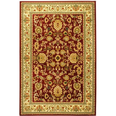 Sultan Dark Red Rug