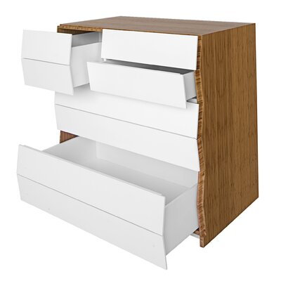 Brave Space Design Planar 5 Drawer Dresser