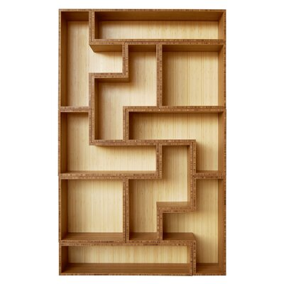 Tetrad Bamboo Shelf