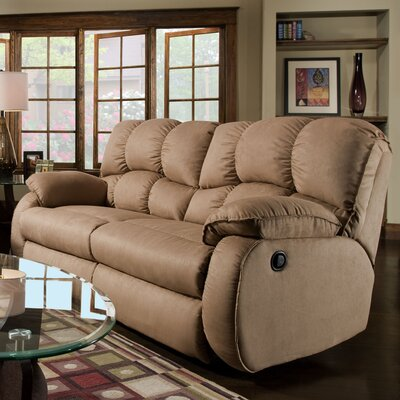 Recline Designs Fusion Double Reclining Sofa