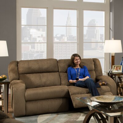 Recline Designs Maverick Lay Flat Reclining Sofa