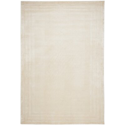 Ellington Border Champagne Rug