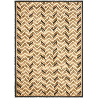 Holden Chevron Buffalo Rug