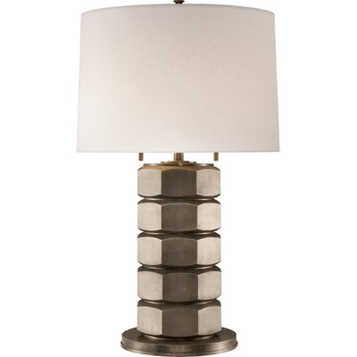 "Ralph Lauren Home Niles 35.5"" H Table Lamp with Drum Shade"