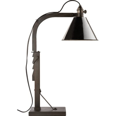 """Ralph Lauren Home Ashcroft 25"""" H Table Lamp with Empire Shade"""