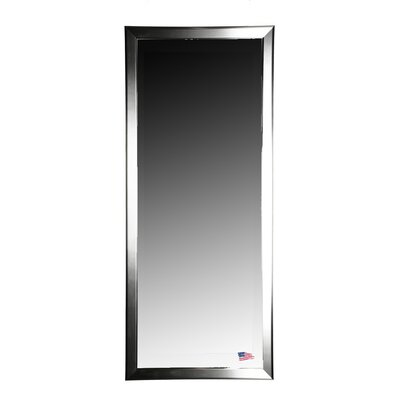 Rayne Mirrors Jovie Jane Silver Rounded Tall Mirror