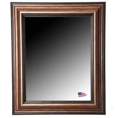 Unique Tiara Rectangle Mirror In Oil Rubbed Bronze Modernbathroommirrors