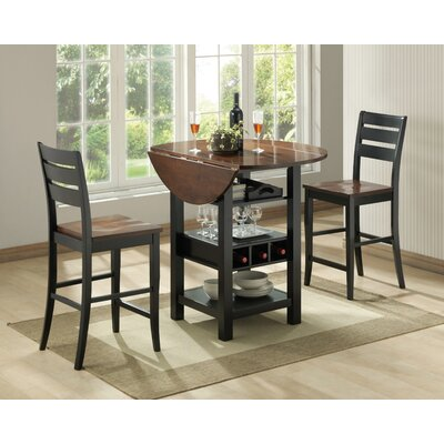 Bernards Ridgewood Pub Table Set