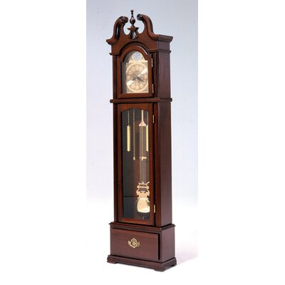 Grandfather Clock Movements http://www.wayfair.com/Bernards-Grandfather-Clock-with-Quartz-Movement-7515-7516-BXD1373.html