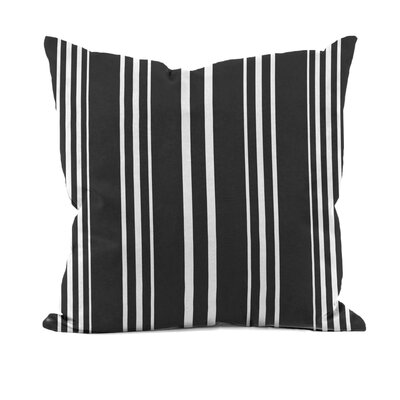 E By Design Stripe Decorative Pillow