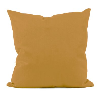 E By Design Solid Color Decorative Pillow