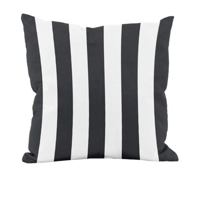 E By Design Classic Stripes Decorative Pillow