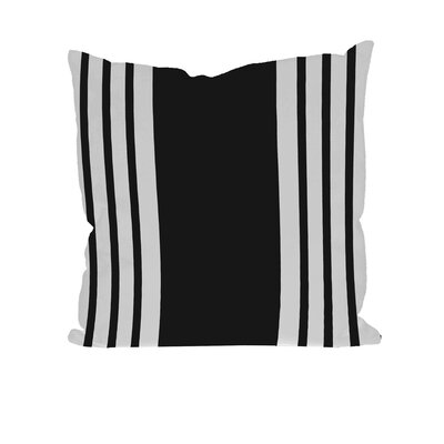 E By Design Big And Bold Stripe, Decorative Pillow
