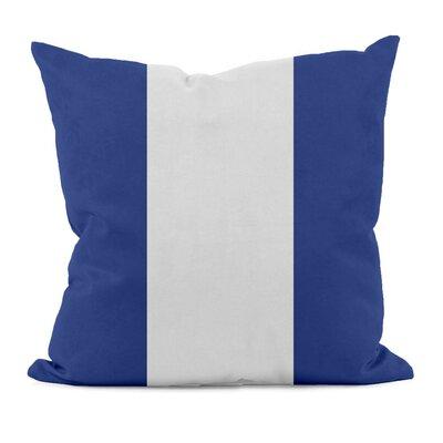 E By Design Big Stripe Vertical Decorative Pillow