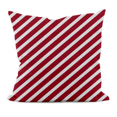 E By Design Zebra Stripe Decorative Pillow