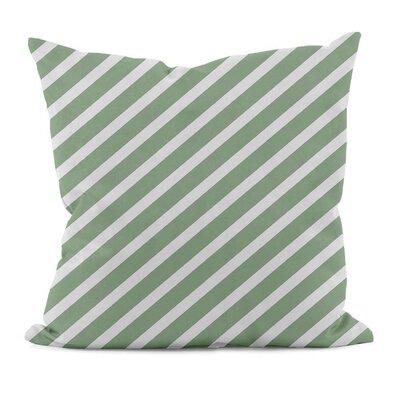 E By Design Zebra Stripe Decorative Pillow