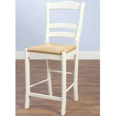 "TMS Paloma 24"" Bar Stool in Vanilla"