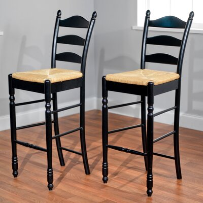 "TMS 30"" Ladder Bar Stool"