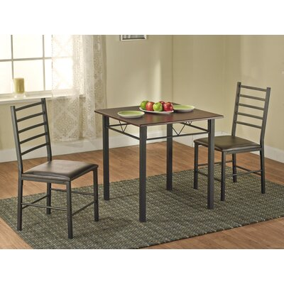 Samara 3 Piece Dining Set