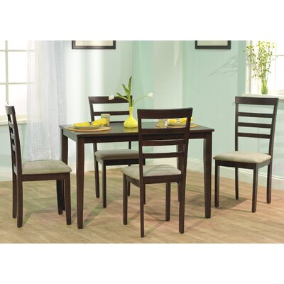 TMS Havana 5 Piece Dining Set