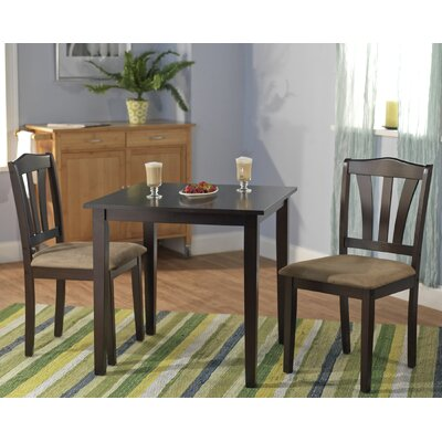 TMS Metropolitan 3 Piece Dining Set