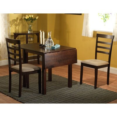 TMS Madison 3 Piece Dining Set