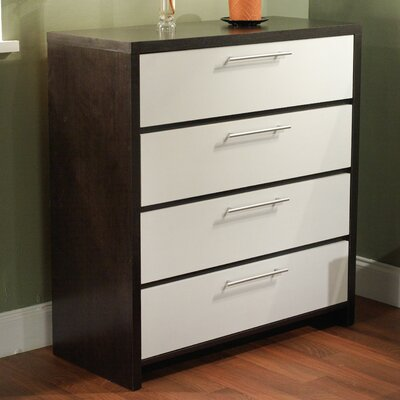 TMS 4 Drawer Chest
