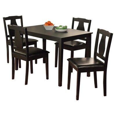 TMS Kaylee 5 Piece Dining Set