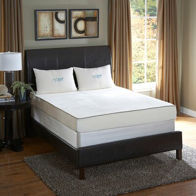 "Nature's Sleep Park Avenue 8"" Gel Memory Foam Mattress"