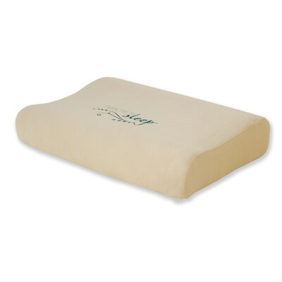 Nature's Sleep EcoTex Contour Pillow
