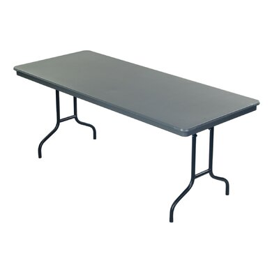 AmTab Manufacturing Corporation Rectangular Folding Table