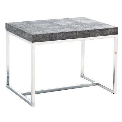 Reual James Metropolitan End Table