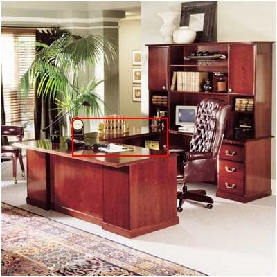 "High Point Furniture Legacy 30"" H x 48"" W Desk Bridge"