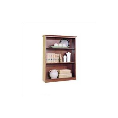 "High Point Furniture Legacy 48"" H Veneer Bookcase"