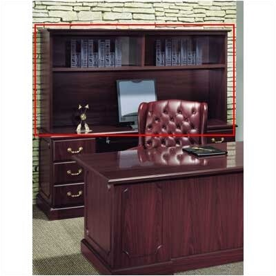 "High Point Furniture Wyndham 37"" H x 72"" W Desk Hutch"