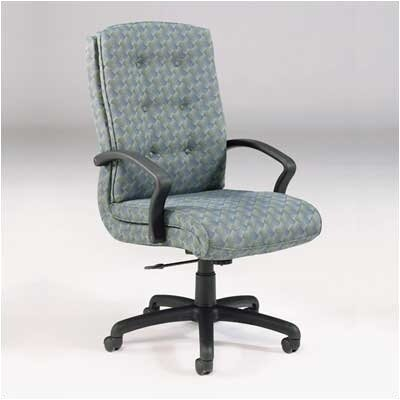High Point Furniture High-Back Managerial Chair with Arms