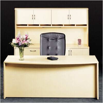 High Point Furniture Hyperwork Standard Desk Office Suite