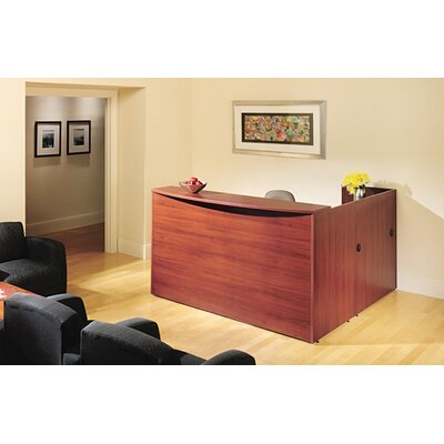 High Point Furniture Hyperwork Series - Reception Desk