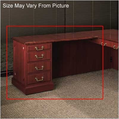 High Point Furniture Bedford Executive Desk Office Suite