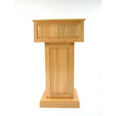 Executive Wood Products Counselor Lectern