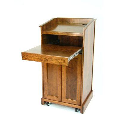 Executive Wood Products Collegiate Lectern